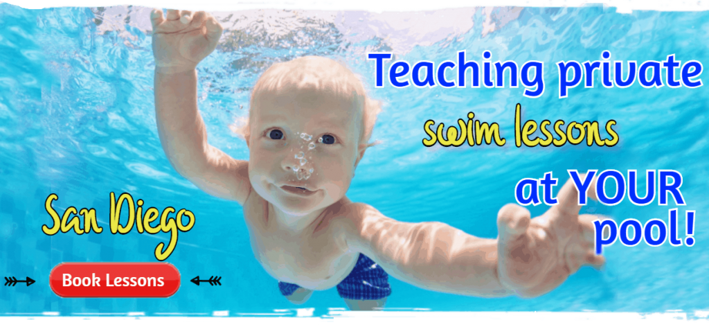 Private Swimming Lessons San Diego - Swimsation Swim School