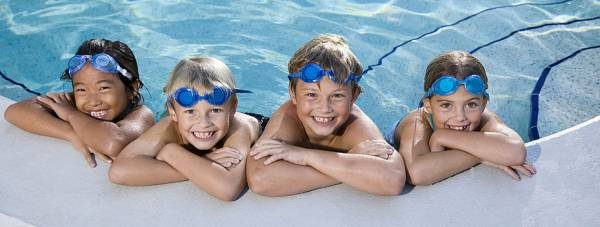 Learn how to swim San Diego California
