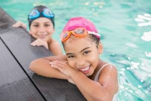 Swim lessons for kids