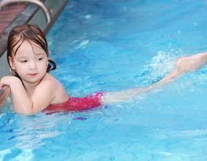 Swimming lessons for toddlers San Diego